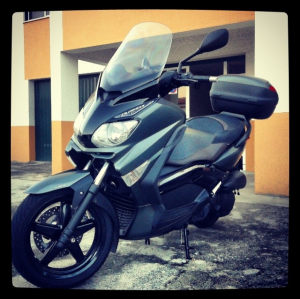 Yamaha XMAX 125 Business Edition